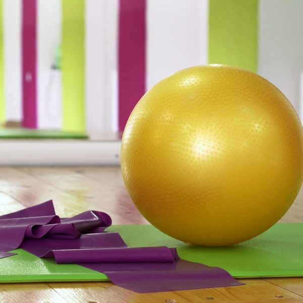 Pilates to get fit
