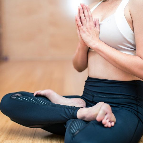 Yoga to get fit