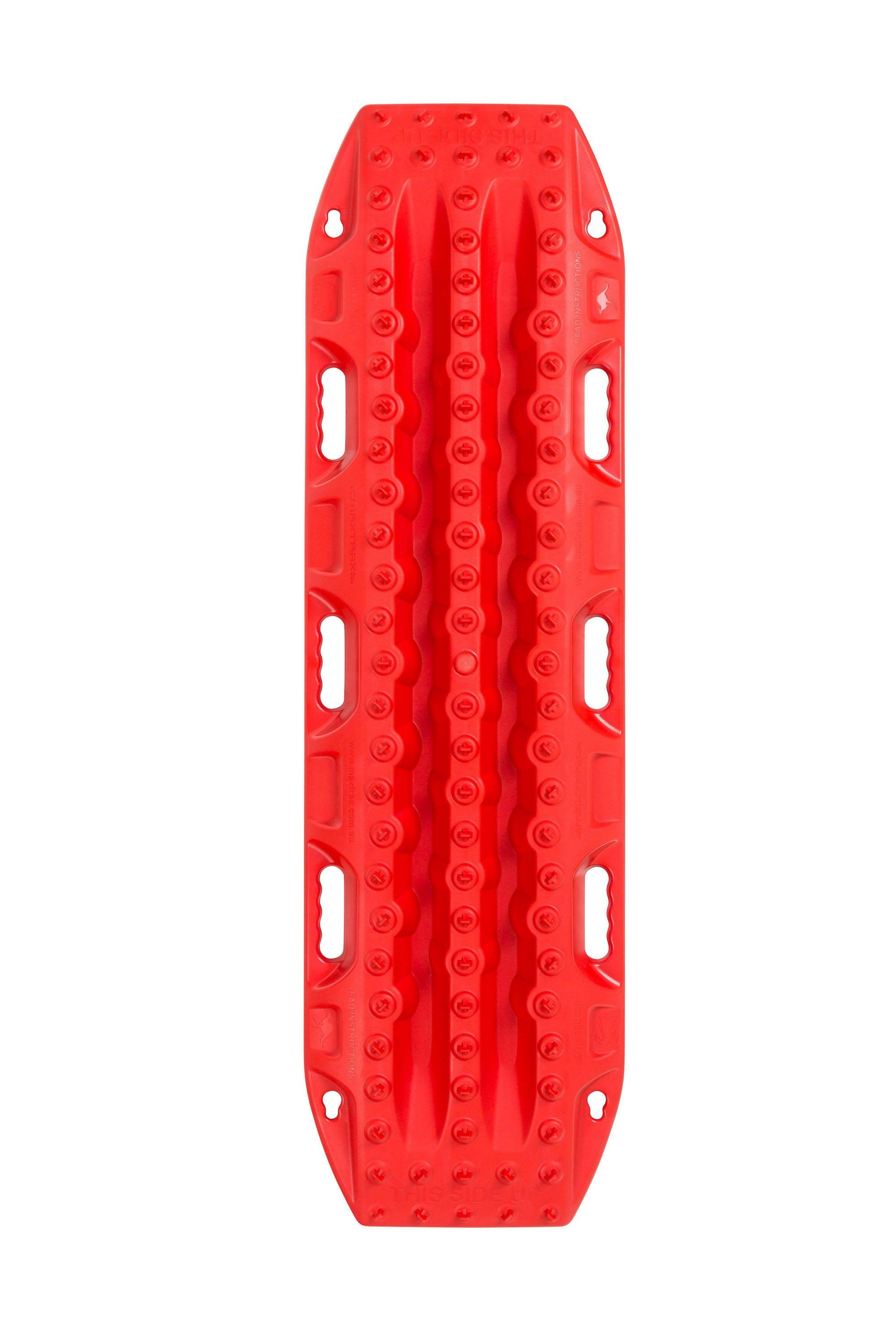 MAXTRAX MKII FJ Red Recovery Boards  Recovery Gear MAXTRAX- Adventure Imports