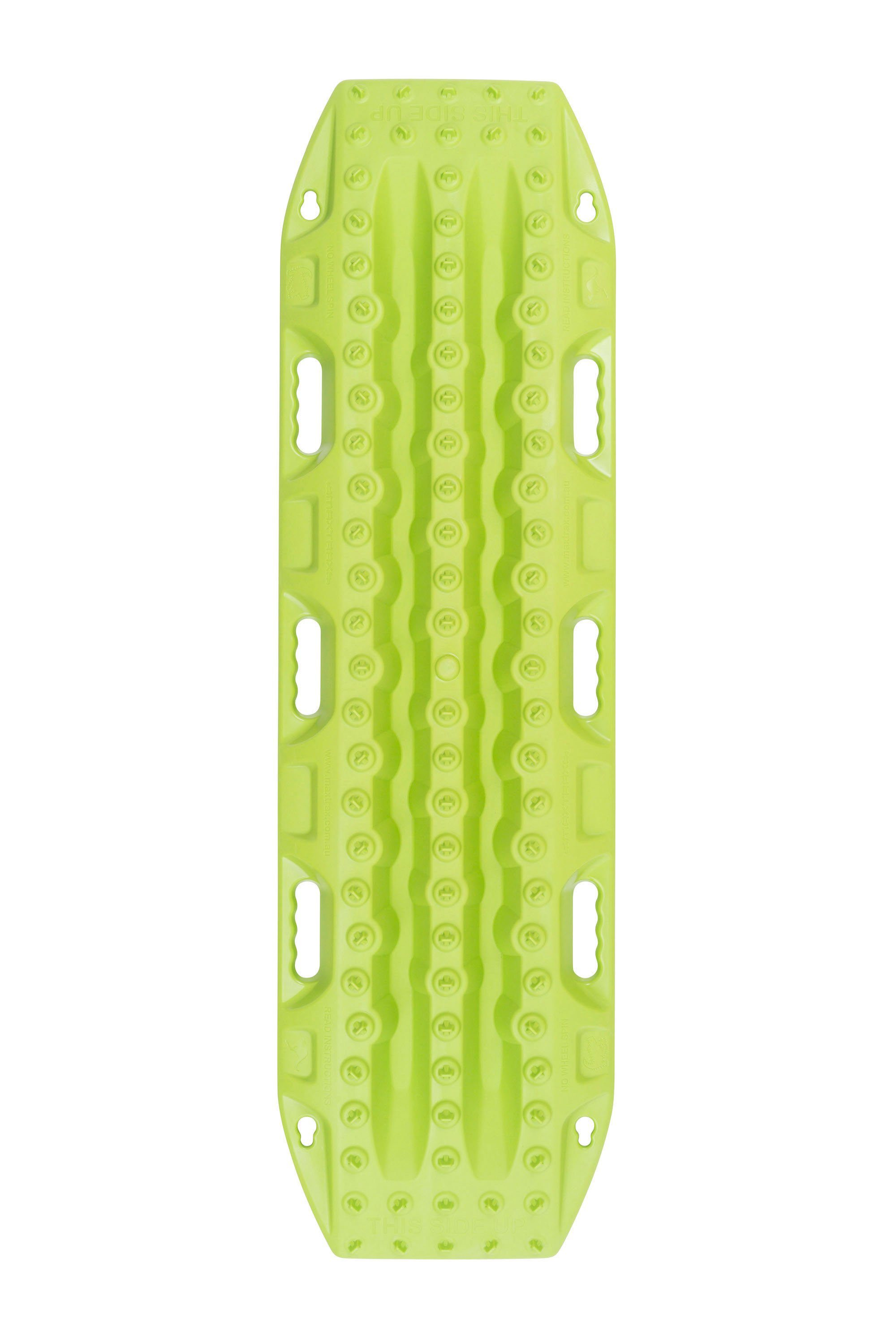 MAXTRAX MKII Lime Green Recovery Boards  Recovery Gear MAXTRAX- Adventure Imports