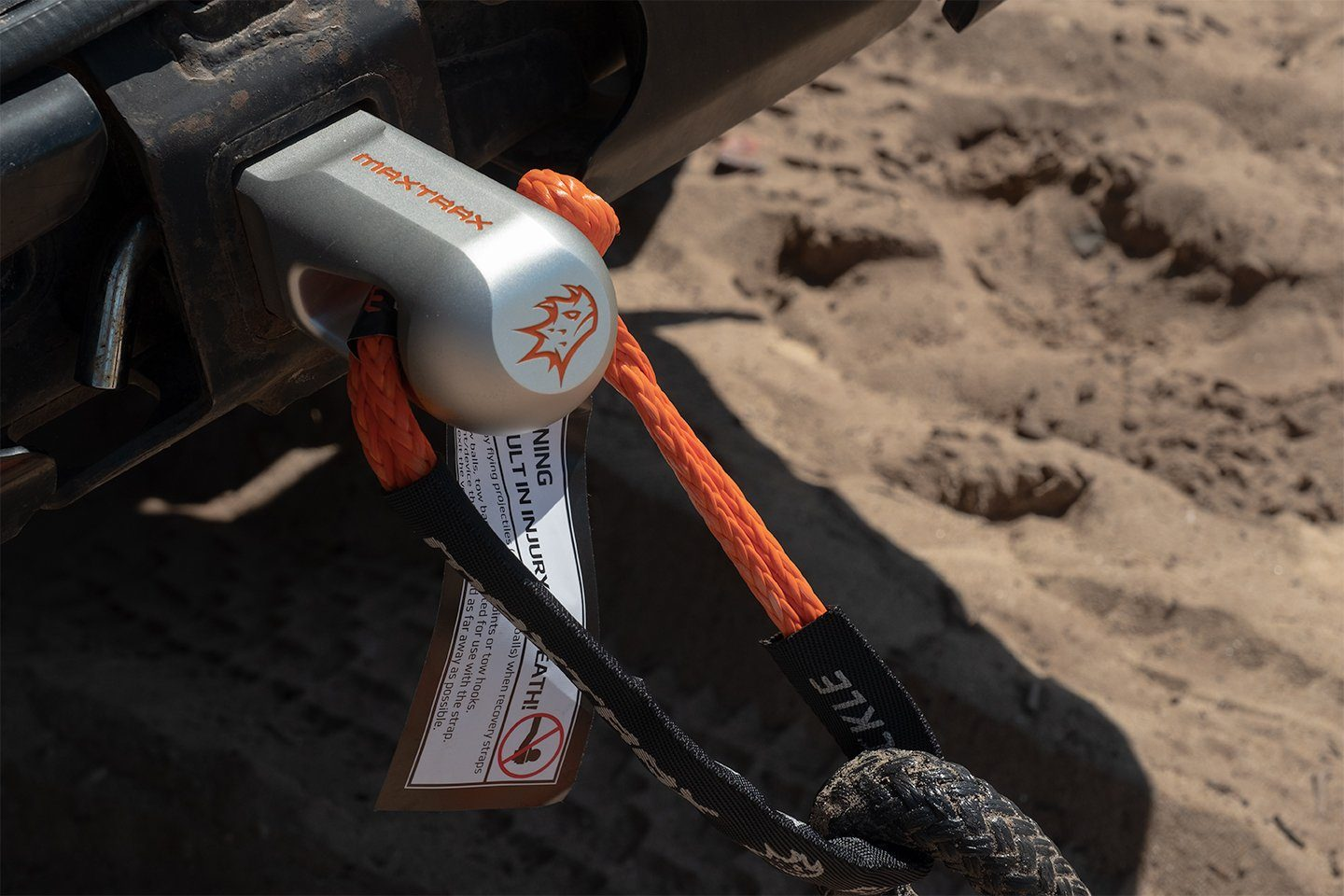 MAXTRAX Hitch 50  Recovery Gear MAXTRAX- Adventure Imports