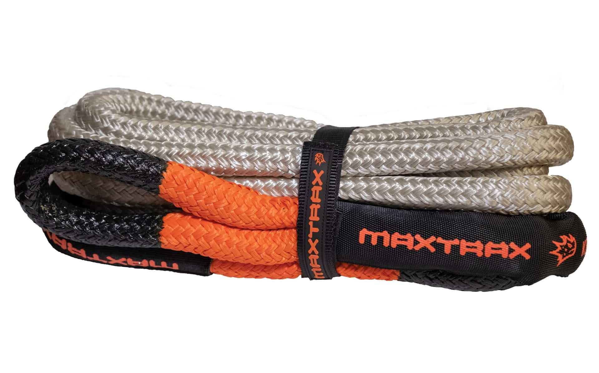 MAXTRAX Kinetic Recovery Ropes  Recovery Gear MAXTRAX- Adventure Imports