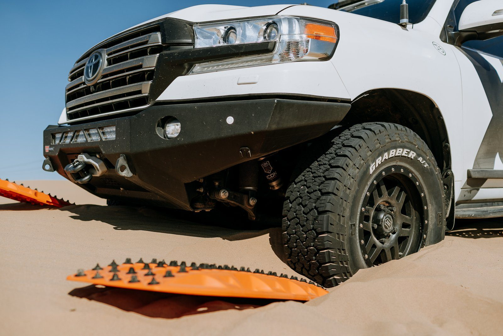 MAXTRAX XTREME Signature Orange Recovery Boards  Recovery Gear MAXTRAX- Adventure Imports