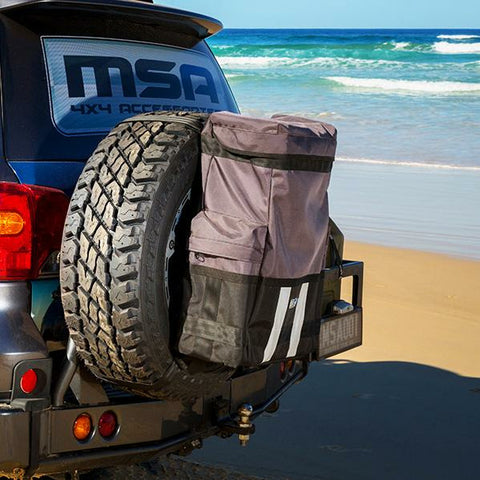 Rear Wheel Bag  Organization MSA 4X4- Adventure Imports