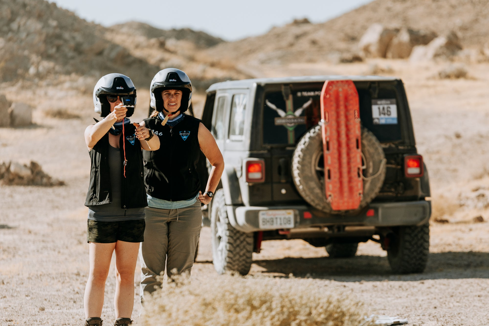 Rebelle Rally Adventure Imports Contingency Program MAXTRAX