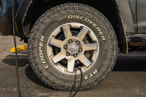 4Runner Cooper Tire Indeflate Air Tools Mountains - Adventure Imports