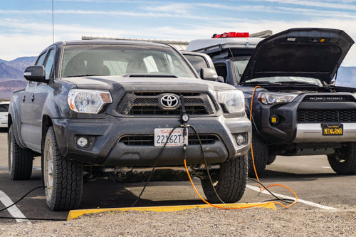4Runner Toyota Overland Indeflate Air Tools Hanging Storage - Adventure Imports