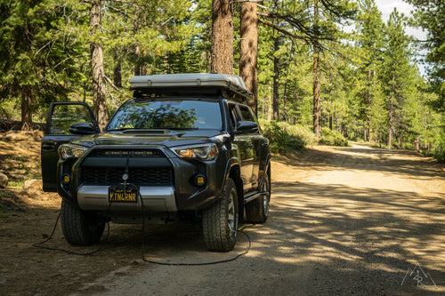 4Runner Indeflate Air Tools Mountains - Adventure Imports