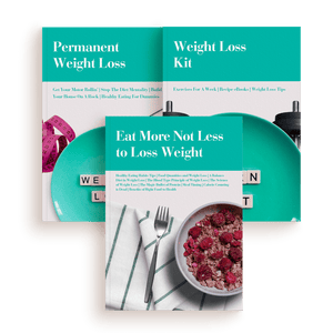 BUNDLE: Eat More Not Less, Permanent Weight Loss & Weight Loss Kit