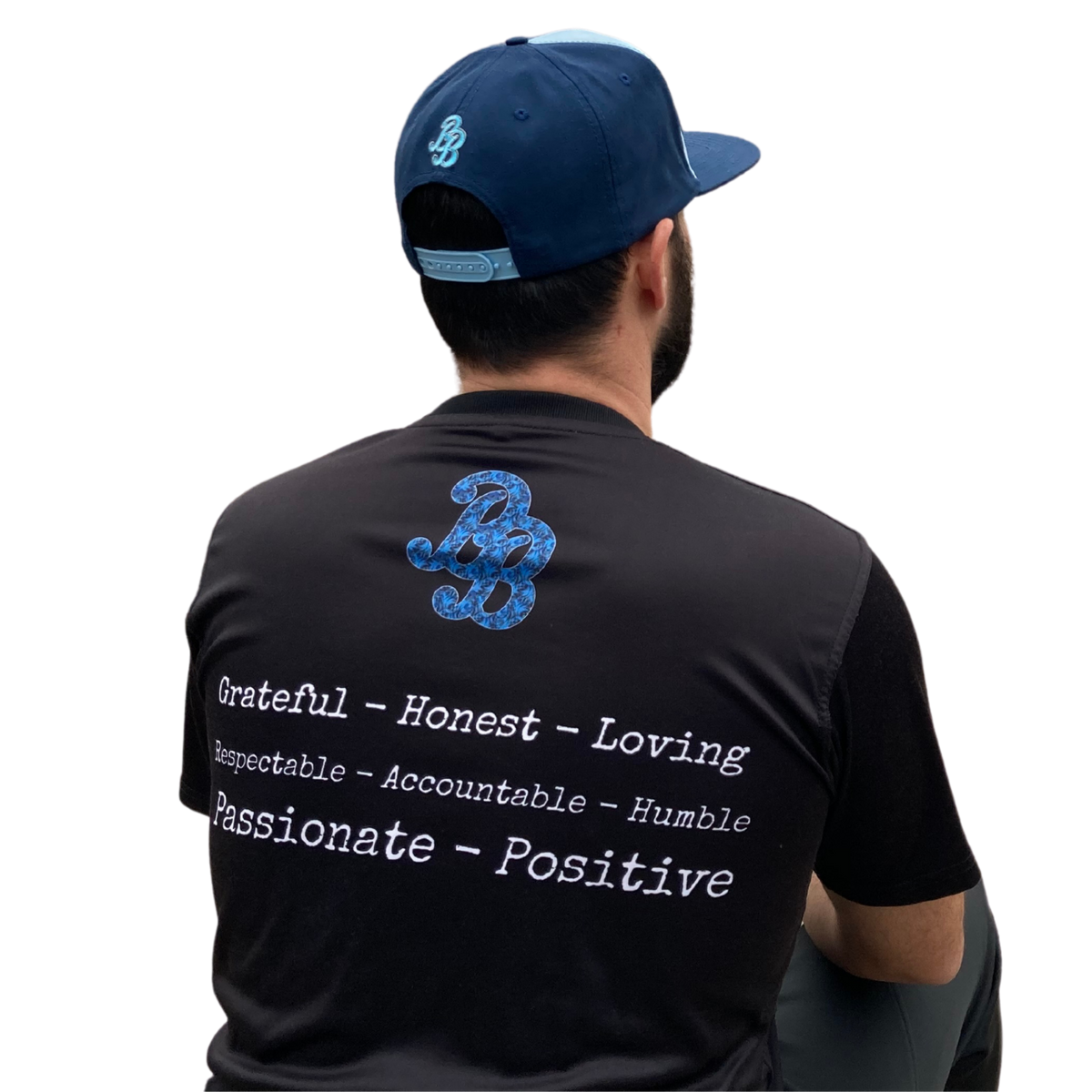 Breathe Blue Dri-Fit T-Shirt
