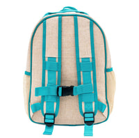 SoYoung Teal Narwhal Toddler Backpack NEW