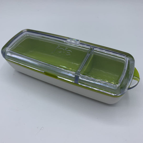 Joie Green Sauce Snack Container