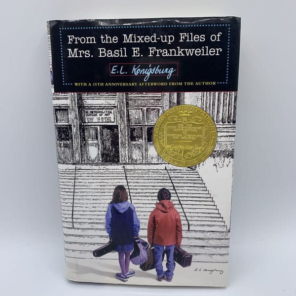 From the Mixed-up Files of Mrs Basil E. Frankweiler (hardcover)