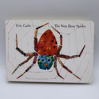 The Very Busy Spider (boardbook)