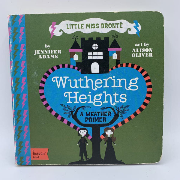 Wuthering Heights (board book)