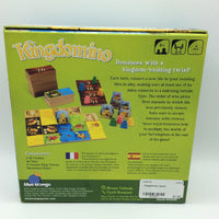 Kingdomino Game