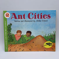 Ant Cities (paperback)