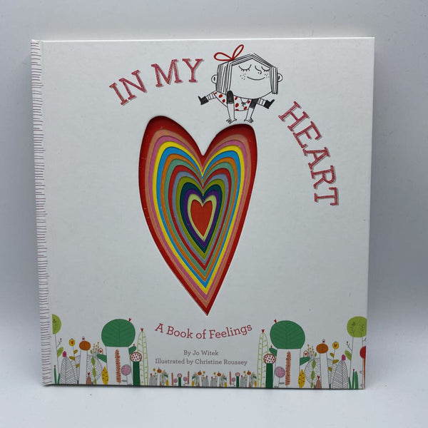 In My Heart: A Book Of Feelings (hardcover)