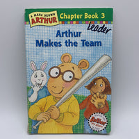 Arthur Makes the Team (paperback)