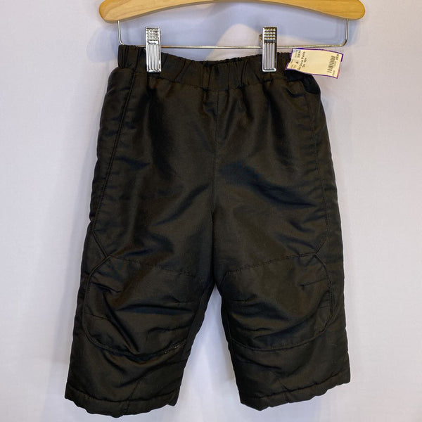 Black Snow Pants 12m