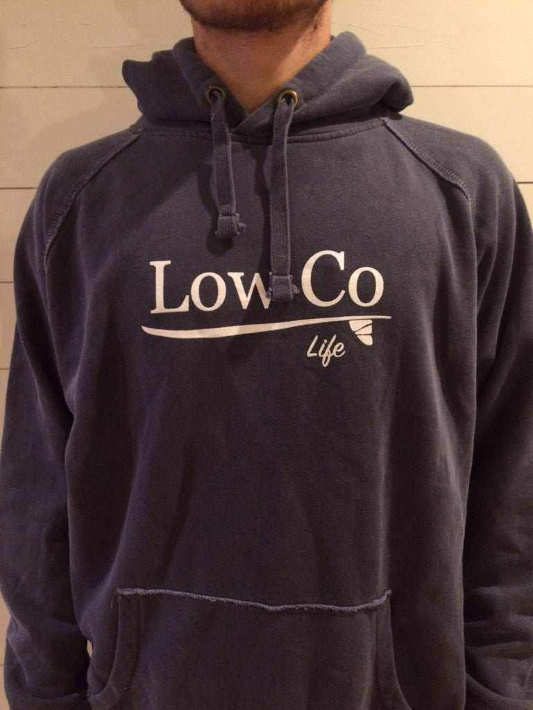 Low Co Life Surfboard Hoodie