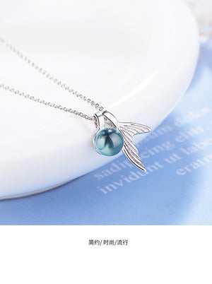 Best Mermaid Chain Pendant Necklace For Party Online 2021