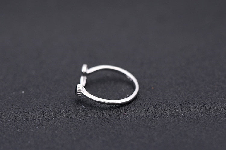 Best High Quality Adjustable Resizable Moon Ring Online