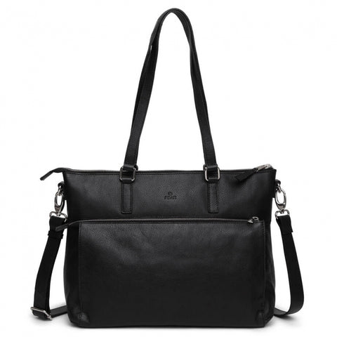 "Adax ""271525 Napoli working bag Malia 14"""" Black"""