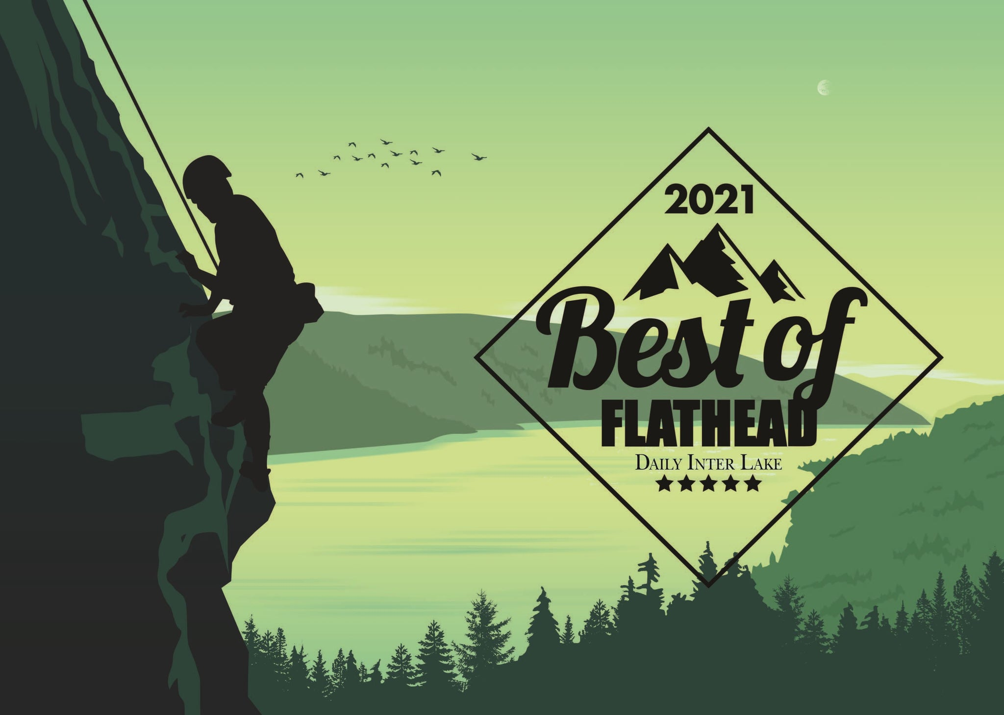 Best of the flathead 2021 Rescue dog
