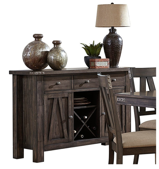 Homelegance Mattawa Server in Brown 5518-40 image