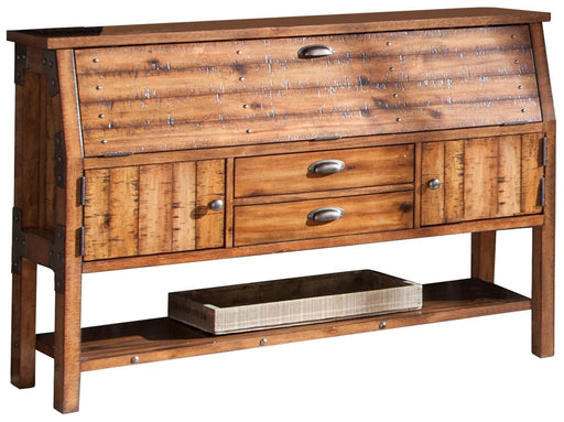 Homelegance Holverson Buffet/Server in Rustic Brown 1715-55 image