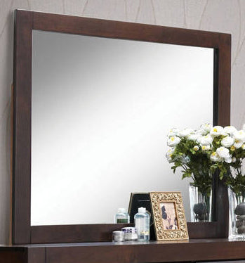 Acme Oberreit Mirror in Walnut 25794 image
