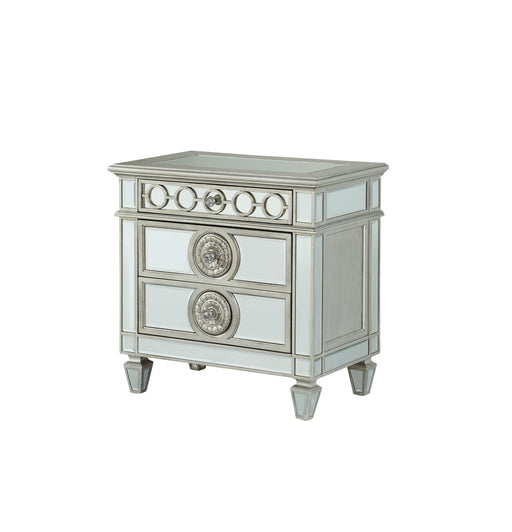 Varian Mirrored Nightstand image