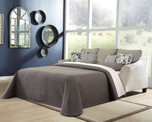 Abney Benchcraft Sofa Chaise Queen Sleeper image