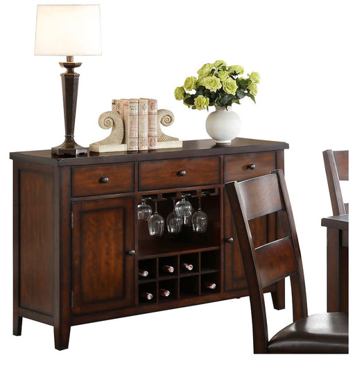 Homelegance Mantello Server in Cherry 5547-40 image