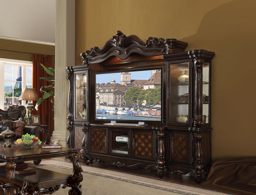 Versailles Cherry Oak Entertainment Center (Side Piers & Bridge) image