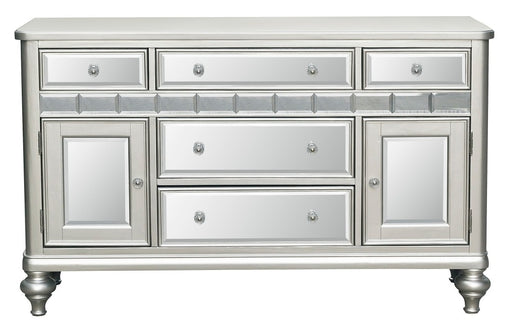 Homelegance Orsina Server in Silver 5477N-40 image