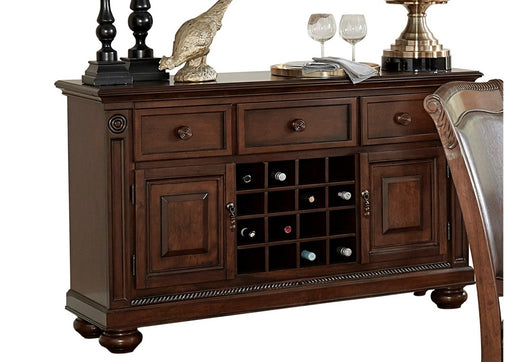 Homelegance Lordsburg Server in Brown Cherry 5473-40 image