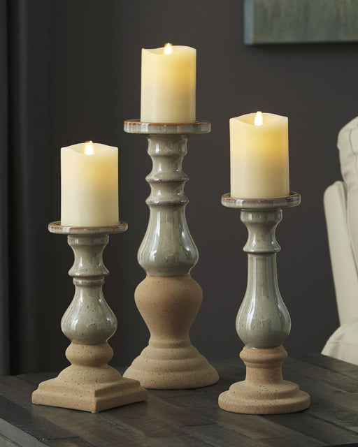 Emele Signature Design by Ashley Candle Holder image