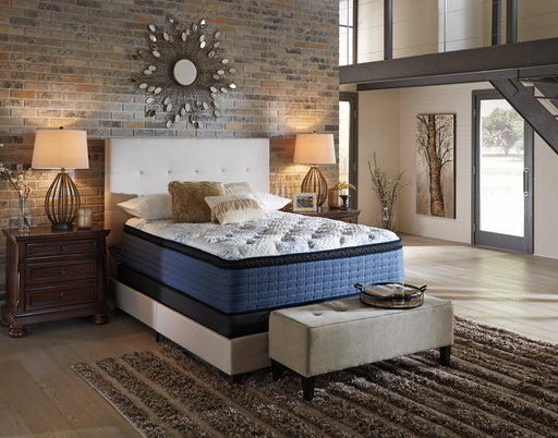 Mt Dana Euro Top Sierra Sleep by Ashley Innerspring Mattress image
