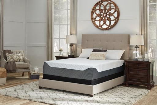 14 Inch Chime Elite Sierra Sleep by Ashley Memory Foam Mattress image