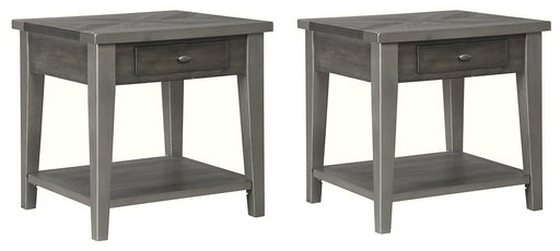 Branbury Signature Design 2-Piece End Table Set image