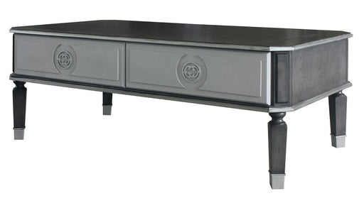 Acme Furniture House Beatrice Rectangular Coffee Table in Charcoal 88815 image