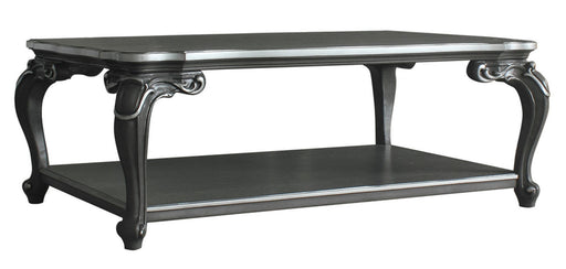 Acme Furniture House Delphine Rectangular Coffee Table in Charcoal 88835 image