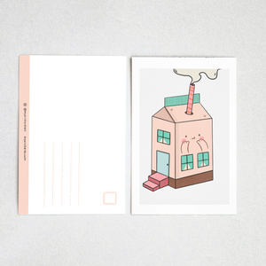 Postcards 8 Designs (A6)