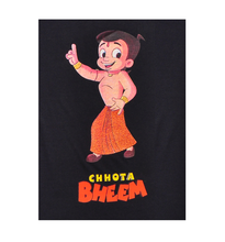 Load image into Gallery viewer, Chhota Bheem - Glitter Dhoti - Navy Blue