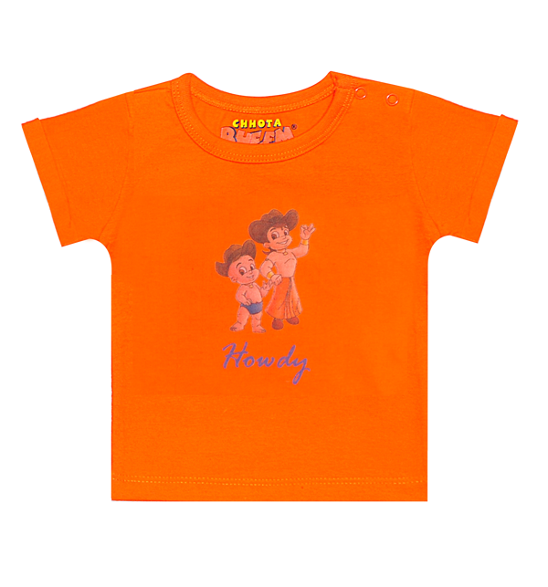 Chhota Bheem - Howdy - Orange