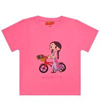 Load image into Gallery viewer, Chutki - Bicycle - Pink