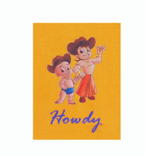 Load image into Gallery viewer, Chhota Bheem - Howdy -Yellow