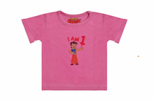 Load image into Gallery viewer, Chhota Bheem - I Am 1- Pink